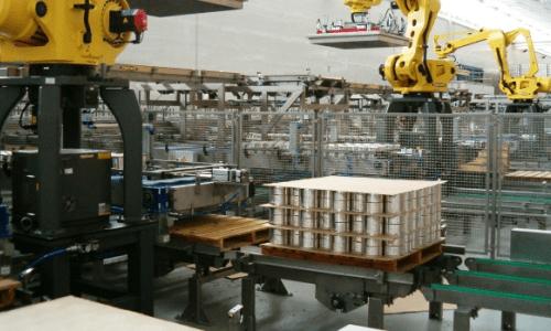 Crece la producción industrial en La Rioja psoelarioja es