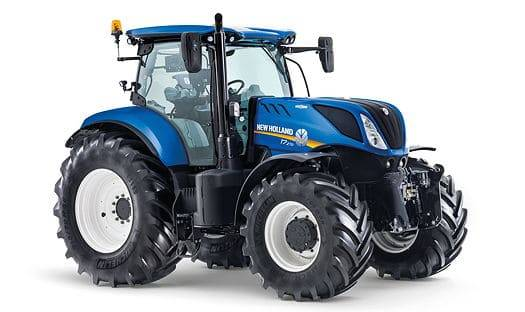 new holland serie t7 maquinaria industrial 8
