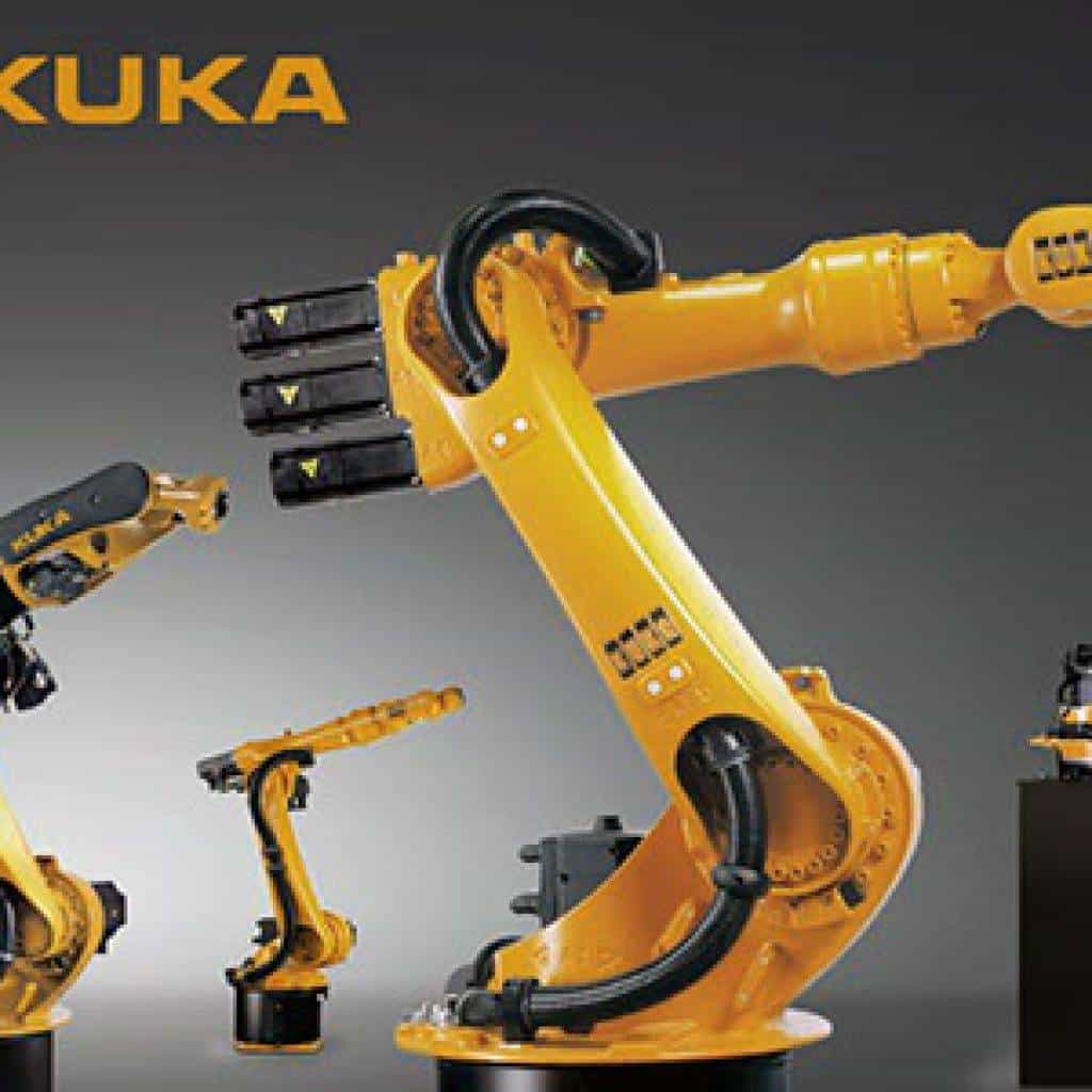kuka robots participa en transformers 4