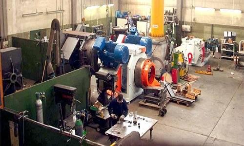 mantenimiento de maquinaria