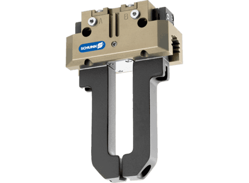 PGN-Plus, la pinza con lubricación permanente