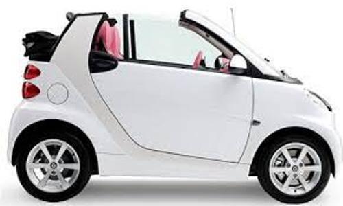 Autos smart city
