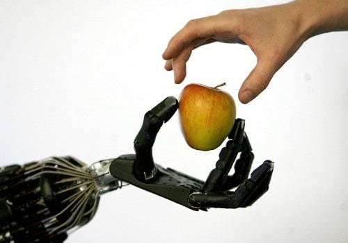 schunk y su mano robotica en la industria