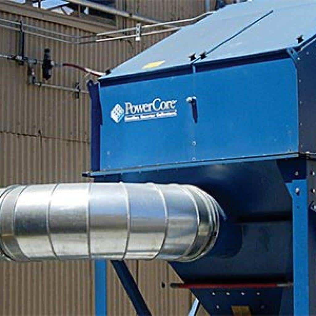 captadores de polvo powercore reducen riegos de explosion en fabricas