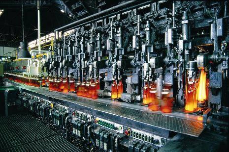 Los envases de vidrio contribuyen a la economía local