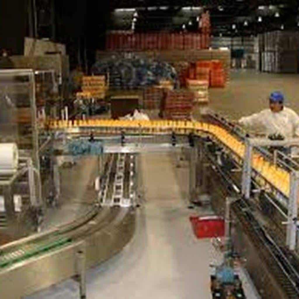 automatizacion de la industria alimenticia