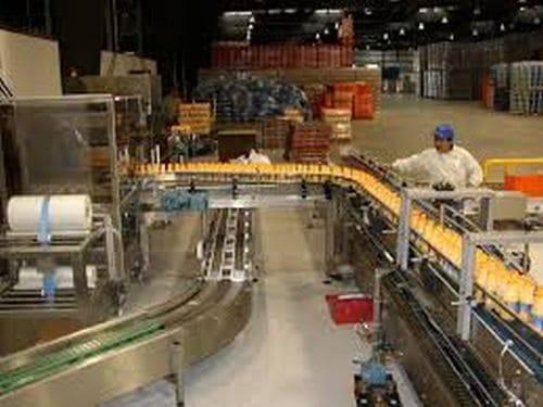 Automatización de la Industria Alimenticia