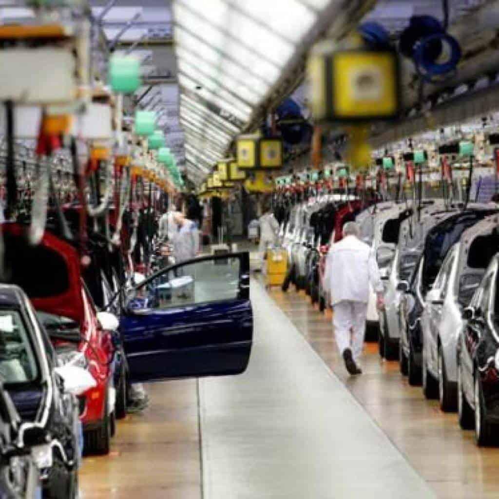 industria automotriz en expansion