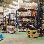 paletizacion y control de inventario