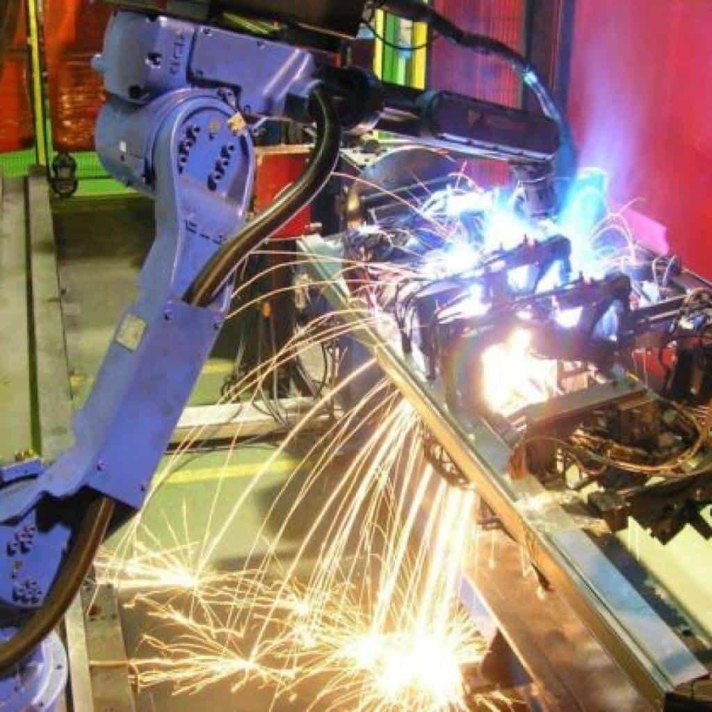 robotizacion de procesos industriales