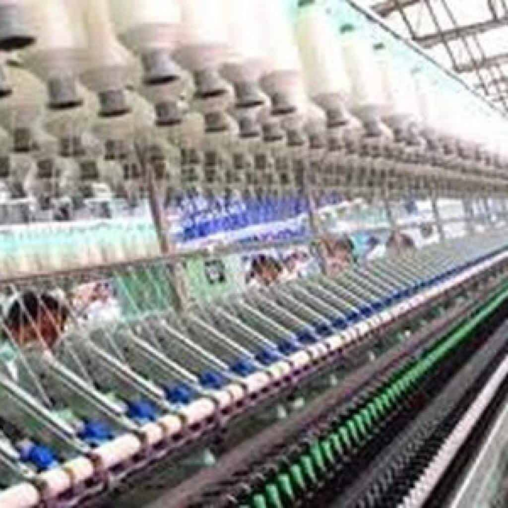 robotizacion en la industria textil