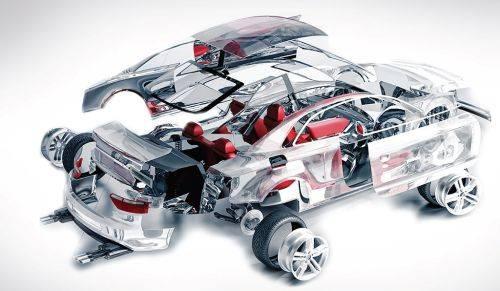 tecnologia automotriz futuristica en la actualidad