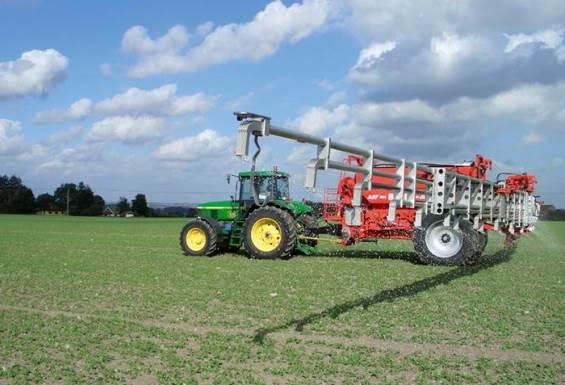 abonadora agroindustrial rauch productividad en accion