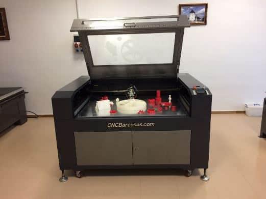 impresora 3d industrial con sello espanol
