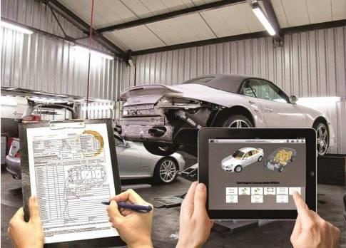 la automocion se beneficia de la digitalizacion 3d
