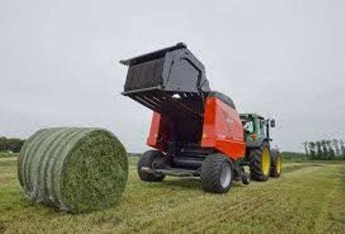 Rotoempacadora KUHN: empacado agroindustrial