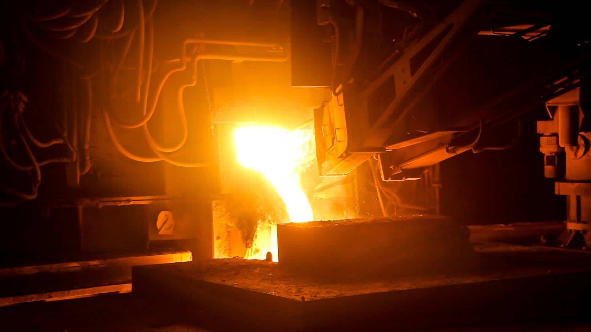 fundicion de metales no ferrosos conozca los insumos necesarios para llevarla a cabo