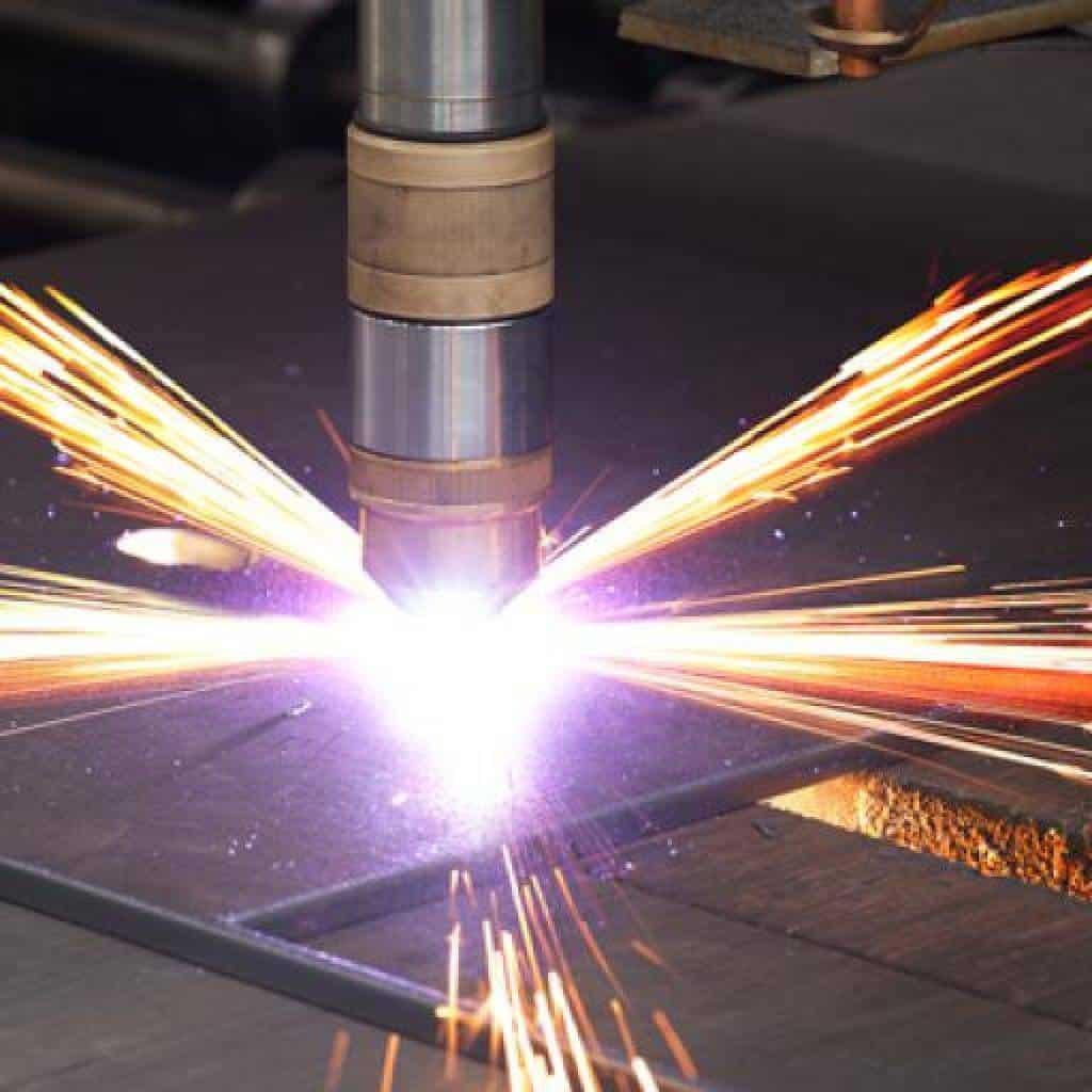 corte por plasma como funciona y cuales son sus aplicaciones