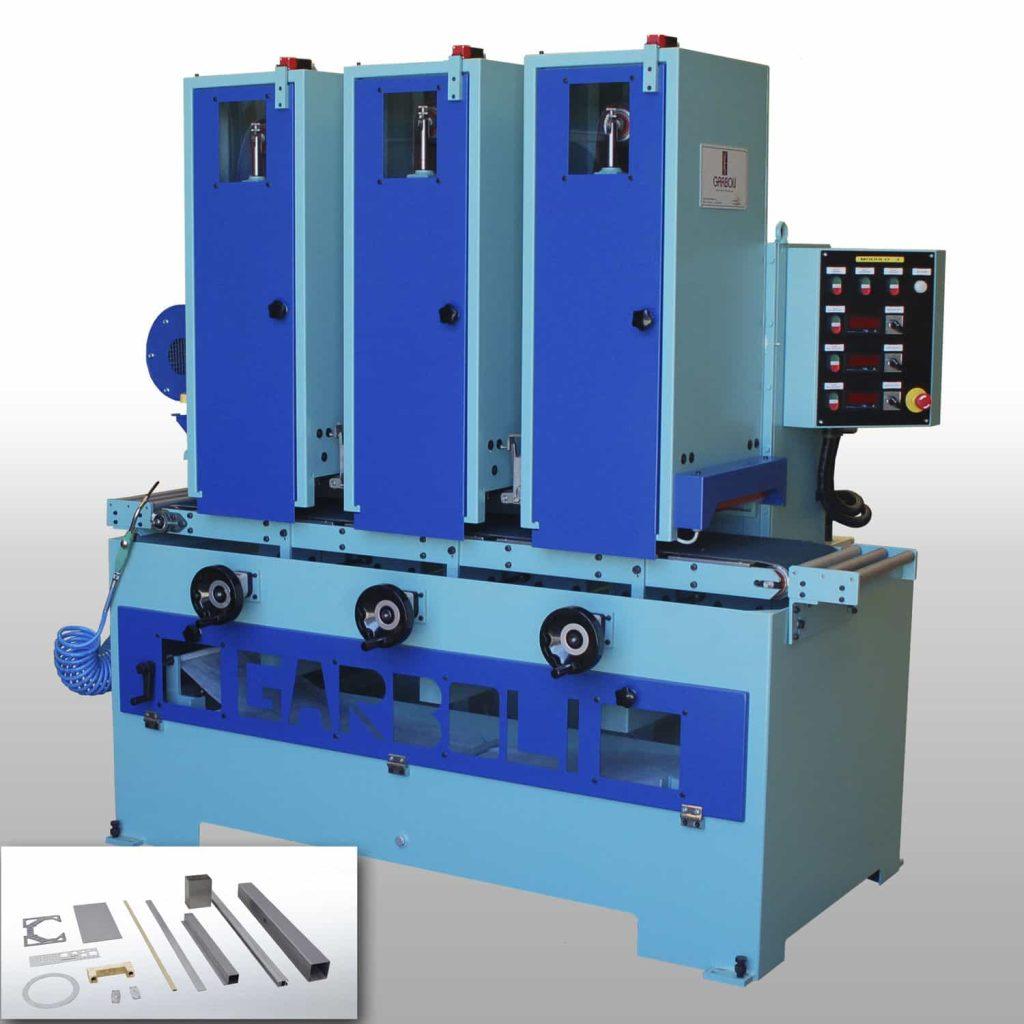 maquinas satinadoras para acabados y superficies impecables