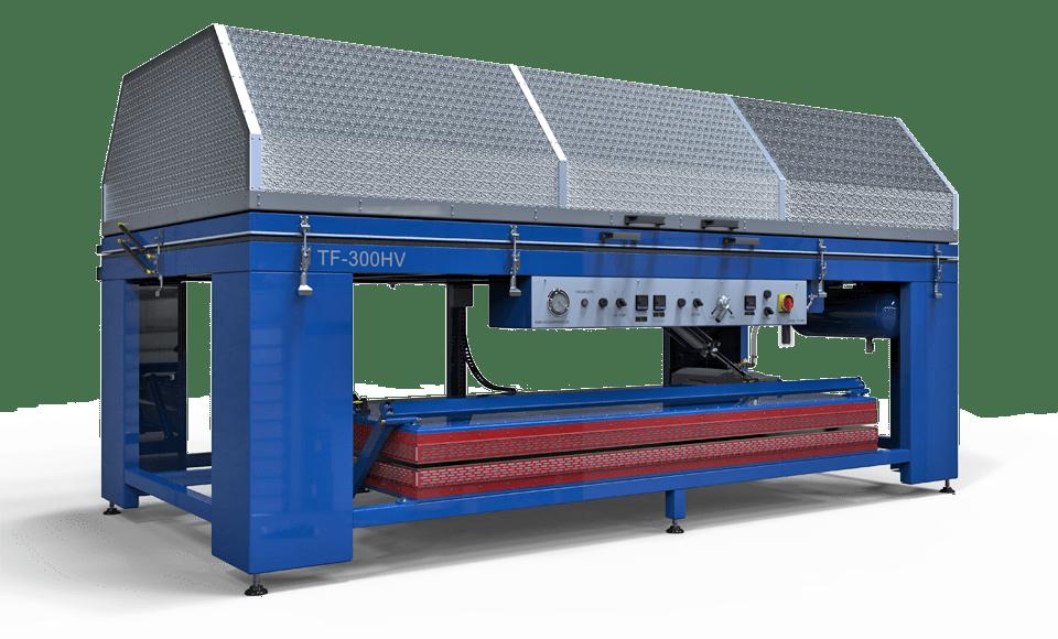maquinaria de termoconformado para prensas