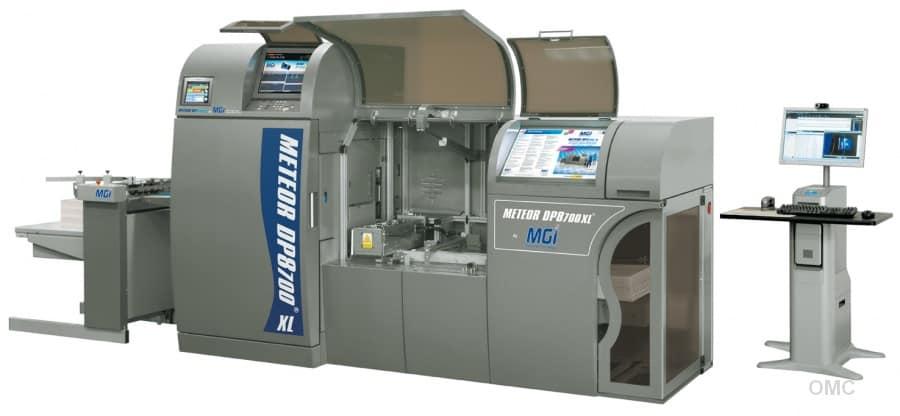 máquinas de impresión digital