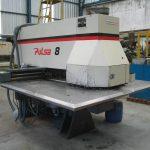 Punzonadoras CNC: maquinaria ideal para la deformación metálica