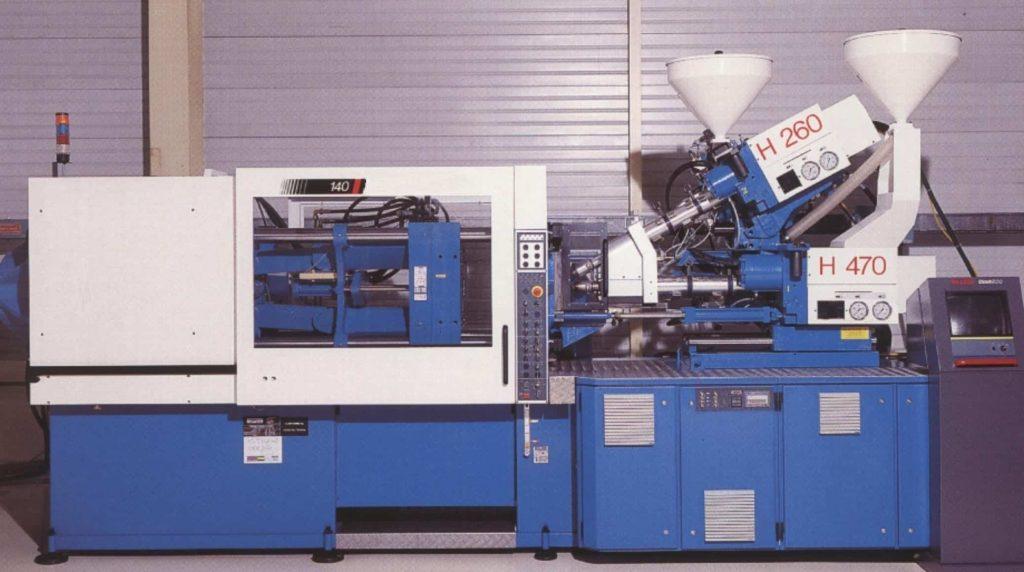 inyección multicomponente