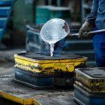 Conoce el proceso industrial de fundición de metales no ferrosos