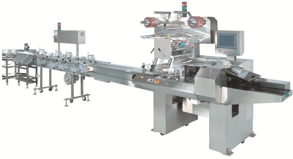 Líneas flexibles para embalaje - Noticias fabricantes maquinaria ...