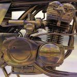 la evolucion de los motores industriales