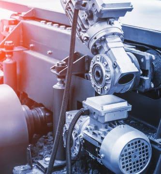 Maquinaria industrial de gran potencia Maquinaria industrial de gran potencia