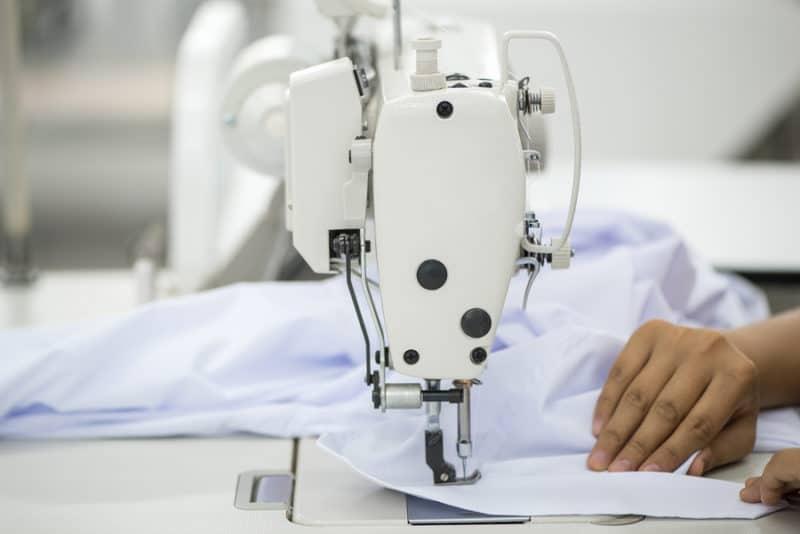 Máquinas de la industria textil más potentes