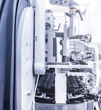 Máquinas de la industria cosmética Máquinas de la industria cosmética