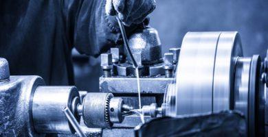 garantía de la maquinaria industrial