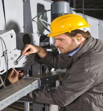 mantenimiento de las máquinas