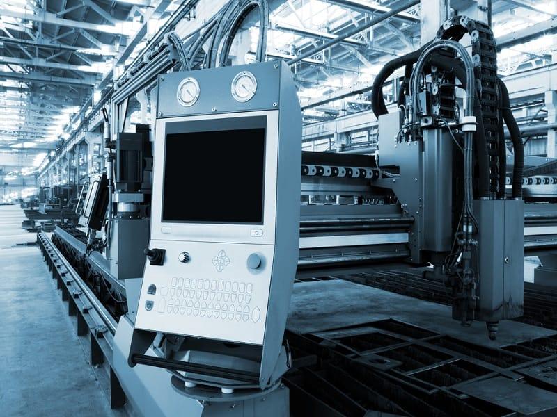 maquinaria industrial innecesaria