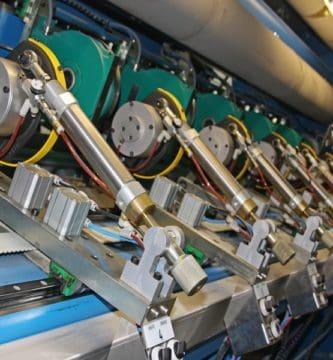 averías en la maquinaria industrial