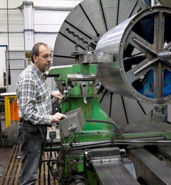 leasing en maquinaria industrial
