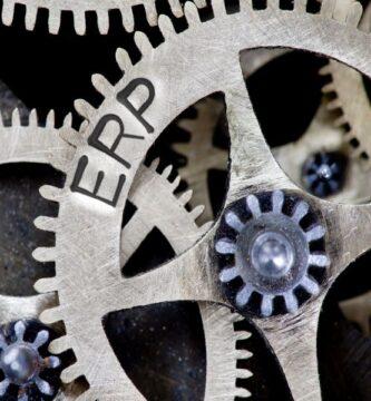 ERP en la maquinaria